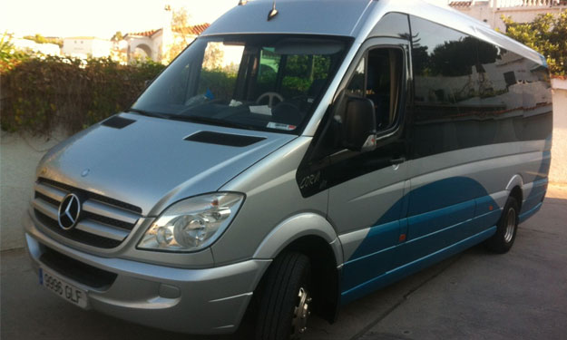 MERCEDES  SPRINTER TRAVEL 16 Seats