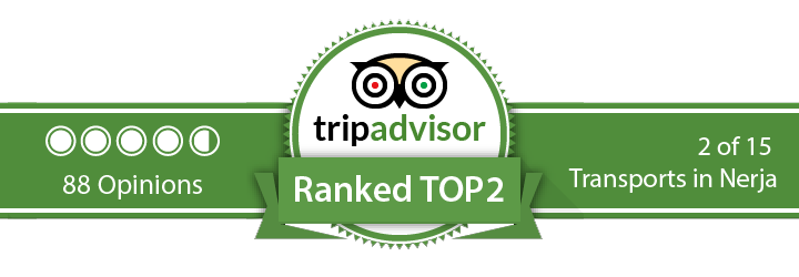 What people think about NerjaTaxiTransfer on TripAdvisor